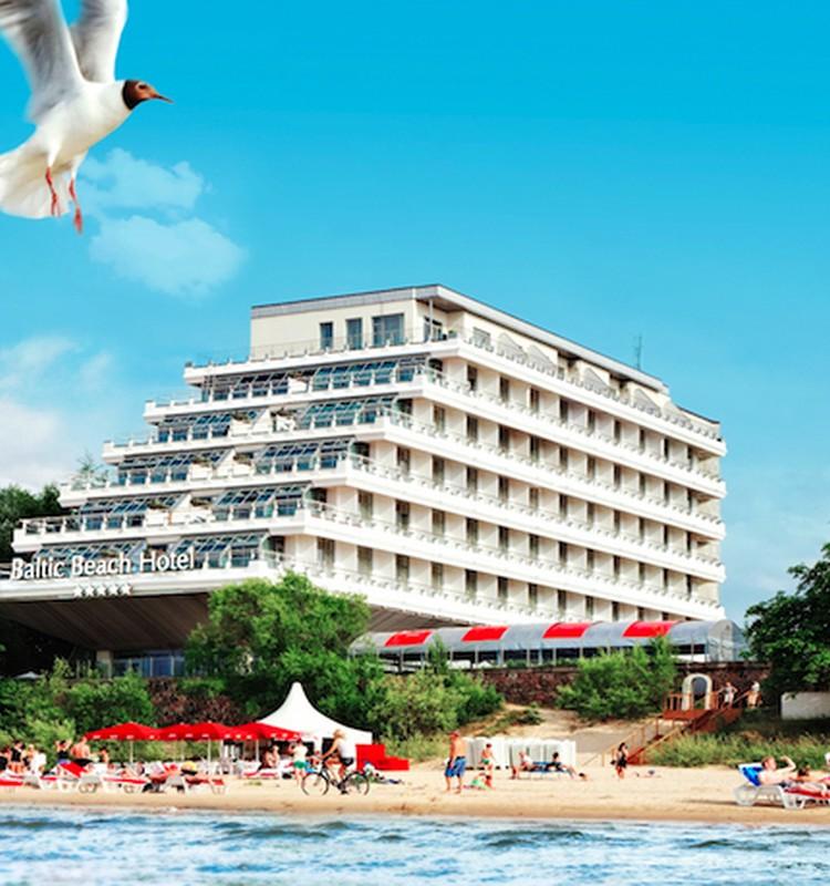 Rašyk blogą ir laimėk SPA poilsį Baltic Beach Hotel Jūrmaloje!