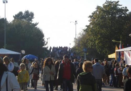 """Po šventės """"Palangos Stalas 2010"""" - įspūdžių pilnos kišenės"""