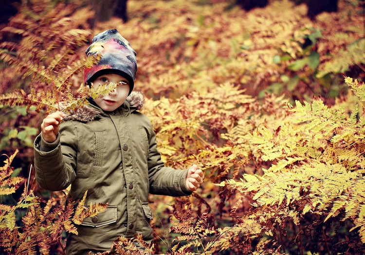 Fotografuojame vaikus