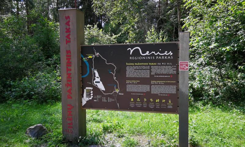 VASAROS GIDAS: Šilėnų pažintinis takas