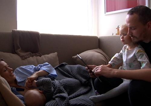 Gimdymas namuose Lietuvoje: mamos patirtis