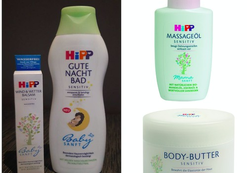 """Ieškome testuotojų, norinčių išbandyti kosmetikos priemones """"HiPP Babysanft"""" kūdikiams ir """"HiPP Mamasanft"""" mamoms"""