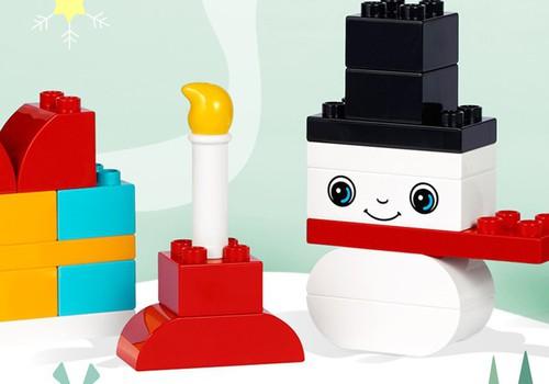 Ruošiamės šventėms kartu su LEGO® DUPLO® gidu