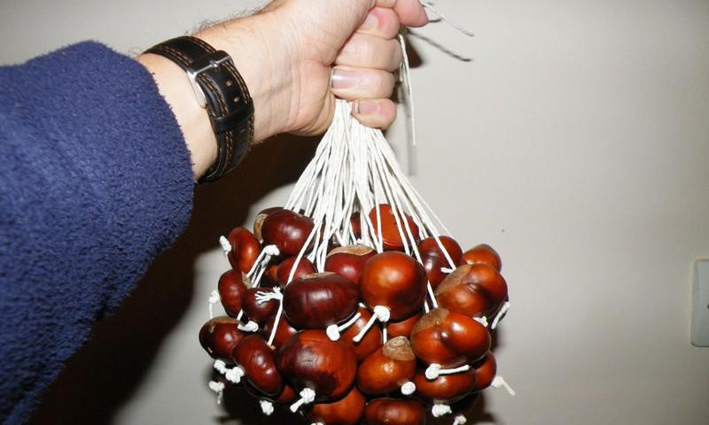 Konkursas! Darbeliai iš rudens gėrybių