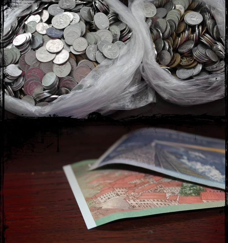 Reaqua 10 dienos laimės akimirka: netikėtai turtinga :D