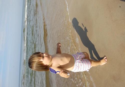Mūsų rugsėjo pirmoji- prie jūros