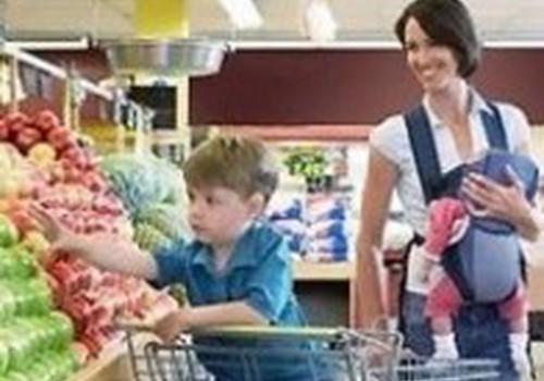 9 taisyklės visiems, apsiperkantiems su mažais vaikais