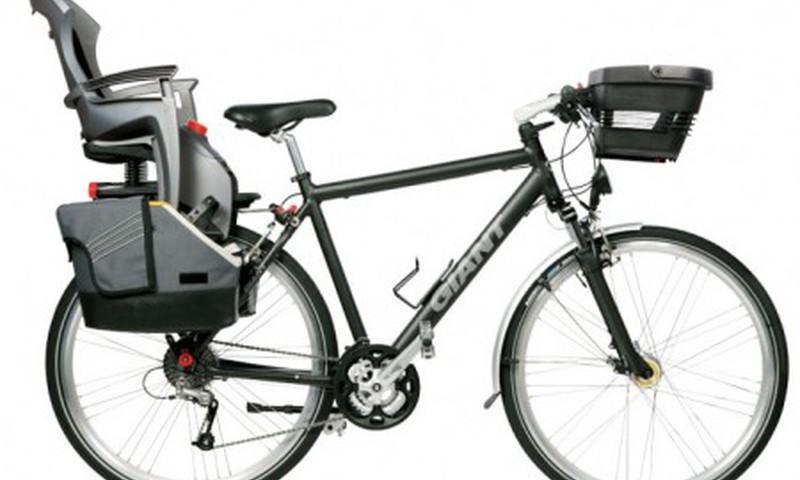 Kaip išsirinkti kėdutę ant dviračių?