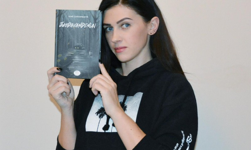 """I. Zarambaitė apie debiutinę knygą paaugliams: """"Visi esam kaip juodavandeniai, kartu ir šviesos, ir tamsos padarai"""""""