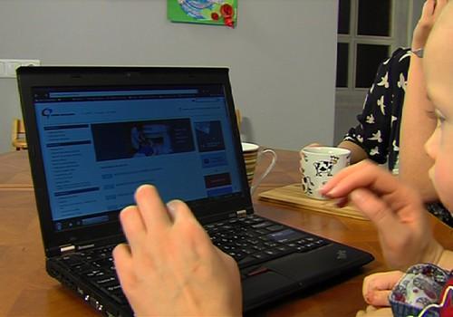 VIDEO: Kaip mamos buitį tvarko internetu