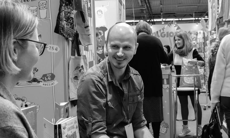 Vaikų knygų rašytojas Virgis Šidlauskas: stebina, kokia smalsi ir drąsi karta auga