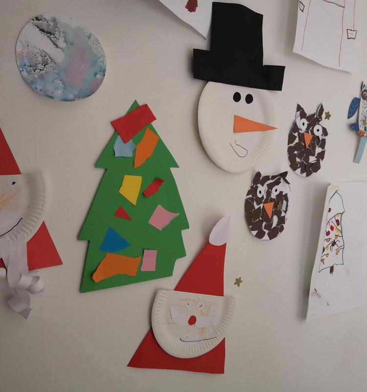 Kalėdiniai darbeliai