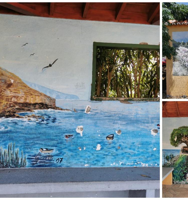 Vasaros gidas: La Palma stotelės lyg iš paveikslo