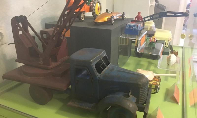 Vasaros gidas: žaislų muziejus