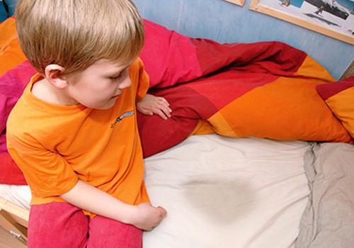 Vaikų ir paauglių naktinė enurezė