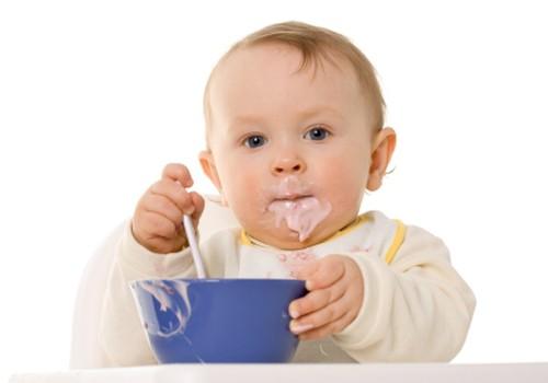 Kaip išmokyti kramtyti?