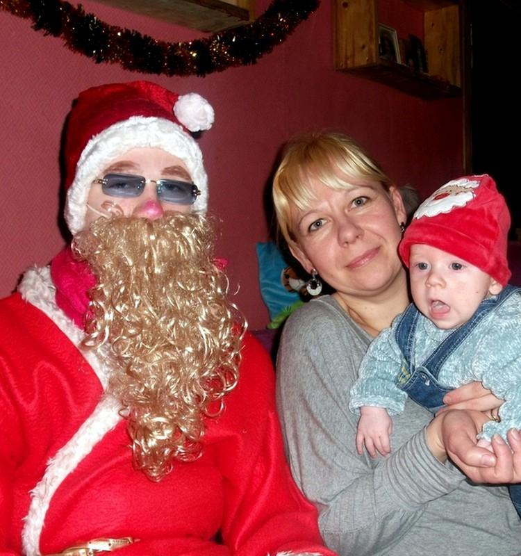 kalėdų nuotaika namie