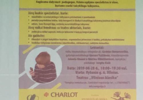 Taisyklinga laikysena - iššūkis ir tėvams, ir vaikams