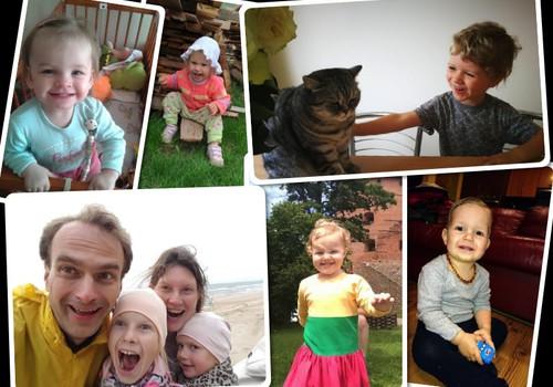 NUSIŠYPSOKIME! Vaikų šypsenų FOTO albumas