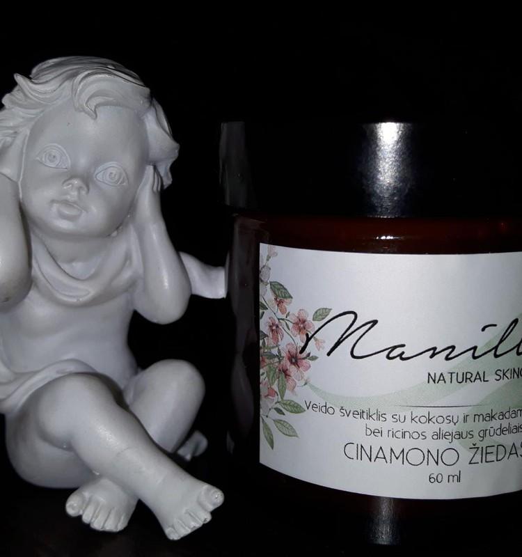 Manilla - kvapnusis veido šveitiklis. Ačiū!!!