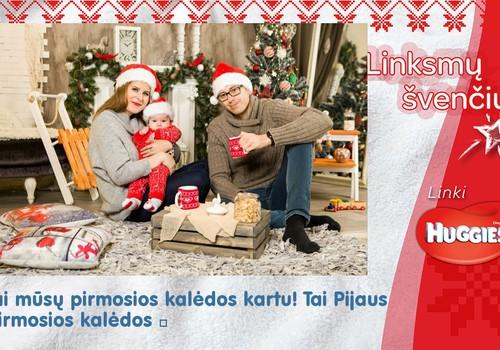 Pirmosios kalėdos kartu