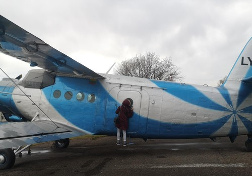 Lėktuvėliai tik berniukams?