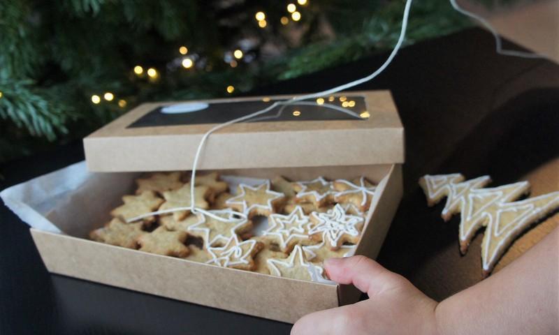 KALĖDŲ RECEPTAS: sveikesni imbieriniai sausainiai