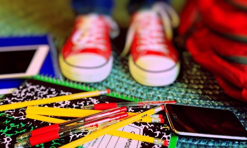 Į mokyklą - be streso: psichologės patarimai