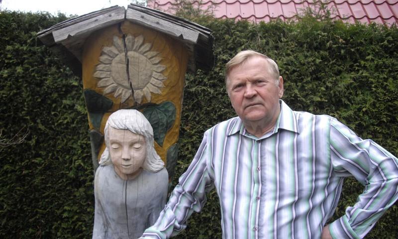 Rašytojas Vytautas Račickas: jeigu šeimoje niekas neskaito, neskaitysir vaikai