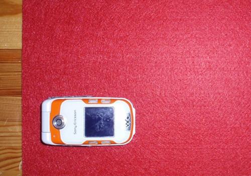 Kalėdinis telefono įdėkliukas