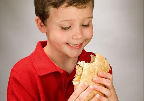 Kiek mityba įtakoja vaiko sveikatą?