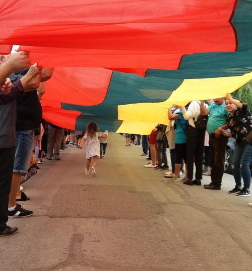 SPALIO BLOGAS: Joniškėlio respublikos šimtmečio šventė :)