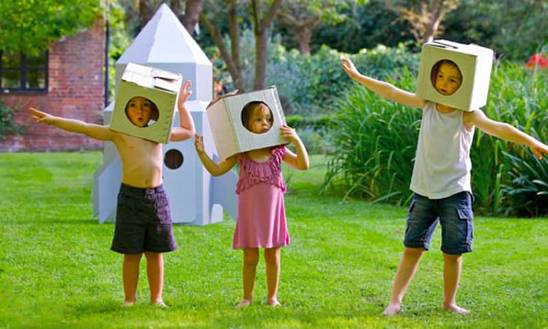 Ką žaisti lauke vasarą: idėjos laisvalaikiui su vaikais
