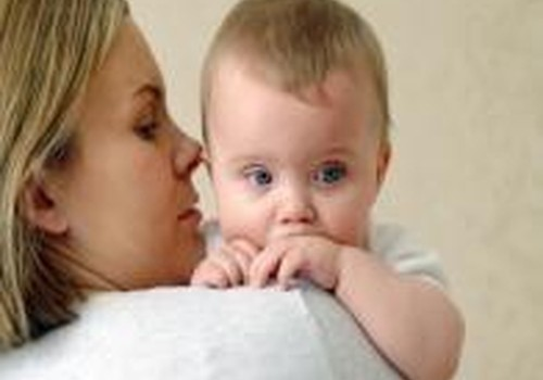 Ką daryti, jei kūdikis naktimis verkia ir nemiega?