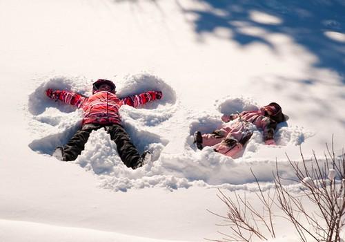 Spaudžia šaltukas: kokiu oru einate į lauką su vaikais?