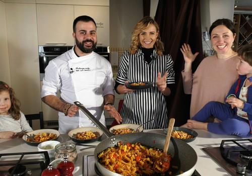 Kaip pasigaminti itališką pastą: virtuvės šefo Luco patarimai