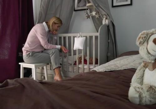 Psichologė: Kraustant vaiką į jo kambarį, tai darykite be skubos ir apgalvotai
