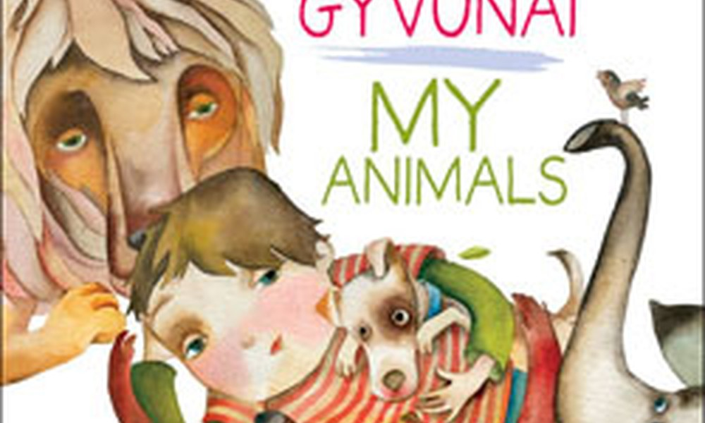 "Erica Jennings ""Mano gyvūnai. My animals"""
