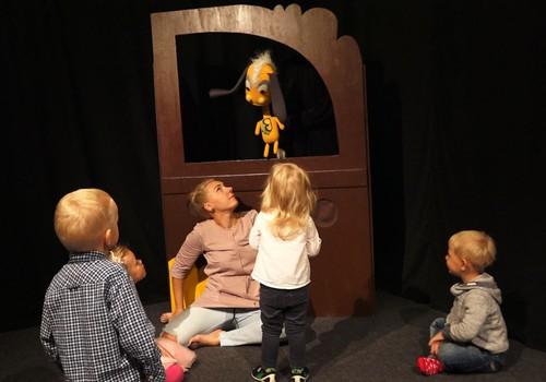 Su mažyliu - į lėlių teatrą: ko jis išmoko?