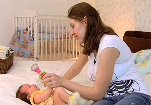 Išmokime suprasti kūdikio kūno kalbą