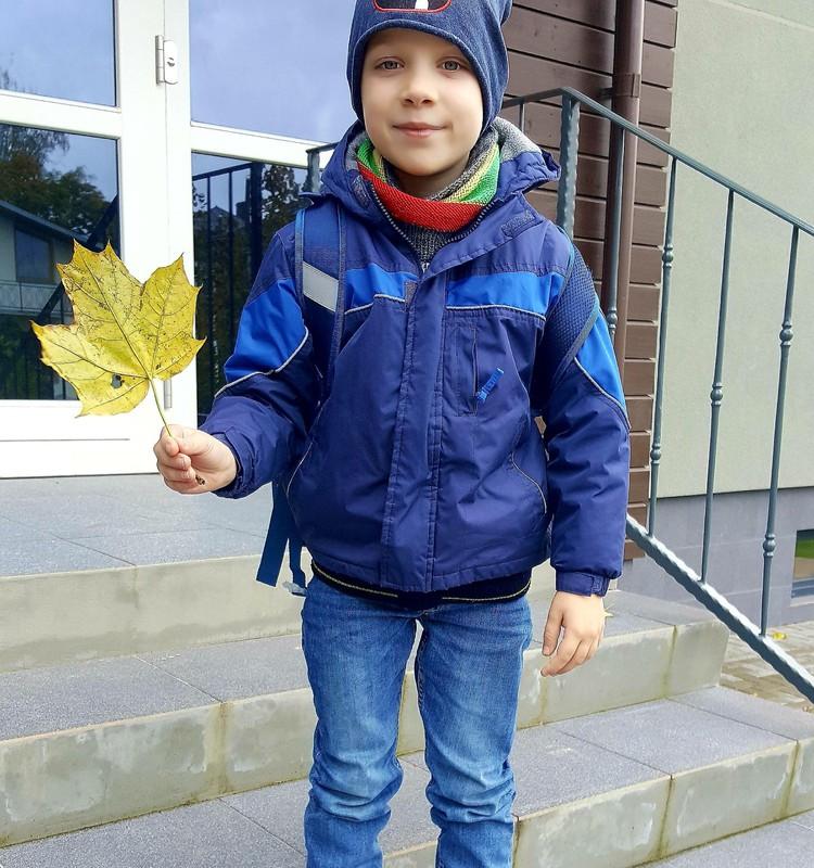Kasparo rugsėjis mokykloje – apibendrinimas