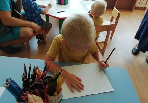 Domanto pirmoji savaitė darželyje: gera pradžia - pusė darbo!