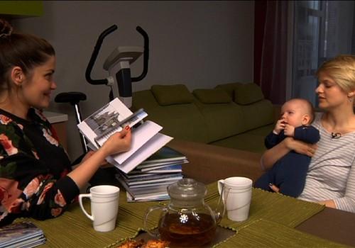 VIDEO: Ruošiamės krikštynoms - kuriame palinkėjimų knygą