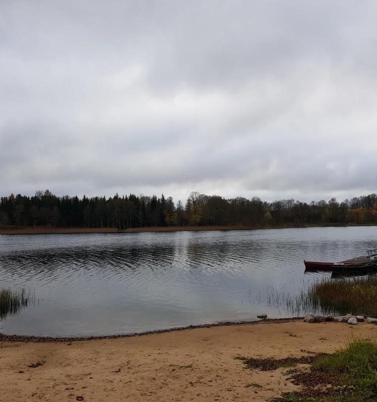 Prie Tauragno ežero