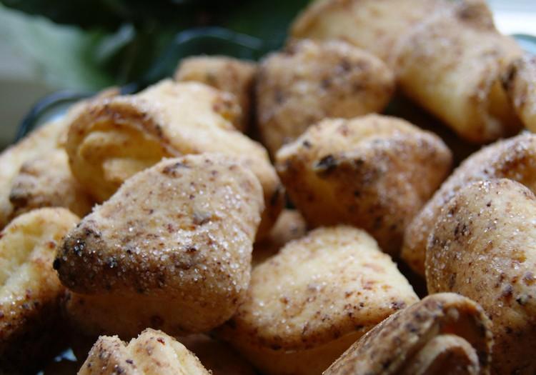 Receptų blogas: sausainiai iš varškės