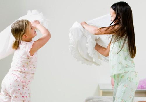 Ar neleisti vaikui prieš miegą gerti, kad lova liktų sausa?