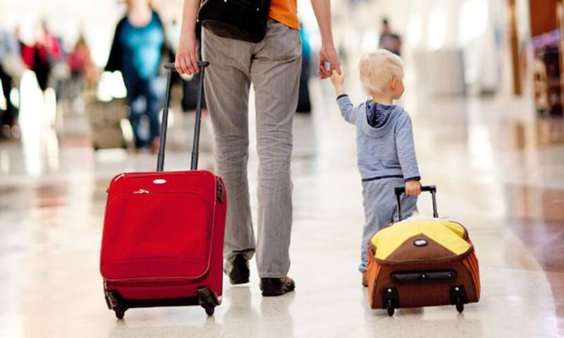 Į kelionę - su mažais vaikais: naudingi patarimai