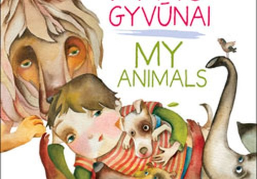 "Erica Jennings ""Mano gyvūnai. My animals"""
