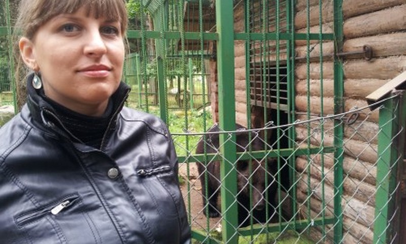 Reportažas apie Žvėrinčių