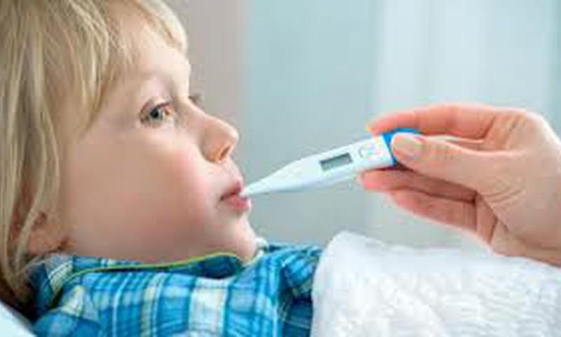 Ar kylanti temperatūra – rimtos ligos rodiklis?